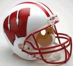 Wisconsin Badgers Mini Helmet